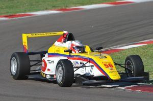 Fernando Jr Madera(Team Costarica,Tatuus F.4 T014 Abarth #56)