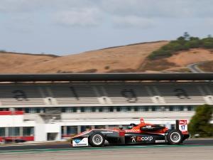 17 Julio Moreno (ECU, ThreeBond with T-Sport, Dallara F312 – NBE), FIA Formula 3 European Championship, round 9, Portimão (POR) - 4. - 6. September 2015