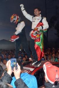 Carlos Palacios auto